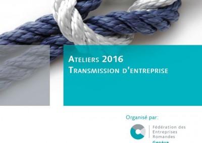 FER – Notre conférence/atelier sur la transmission d'entreprise